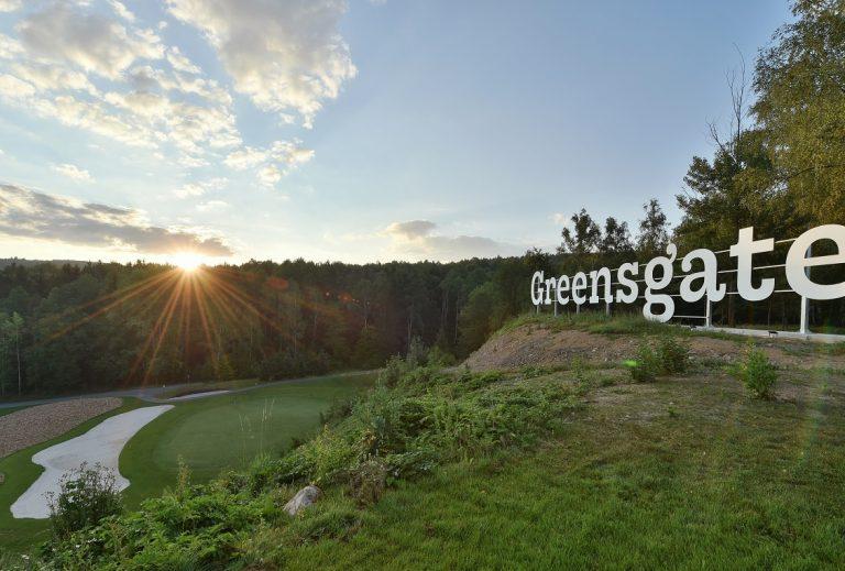 Greensgate - hřiště